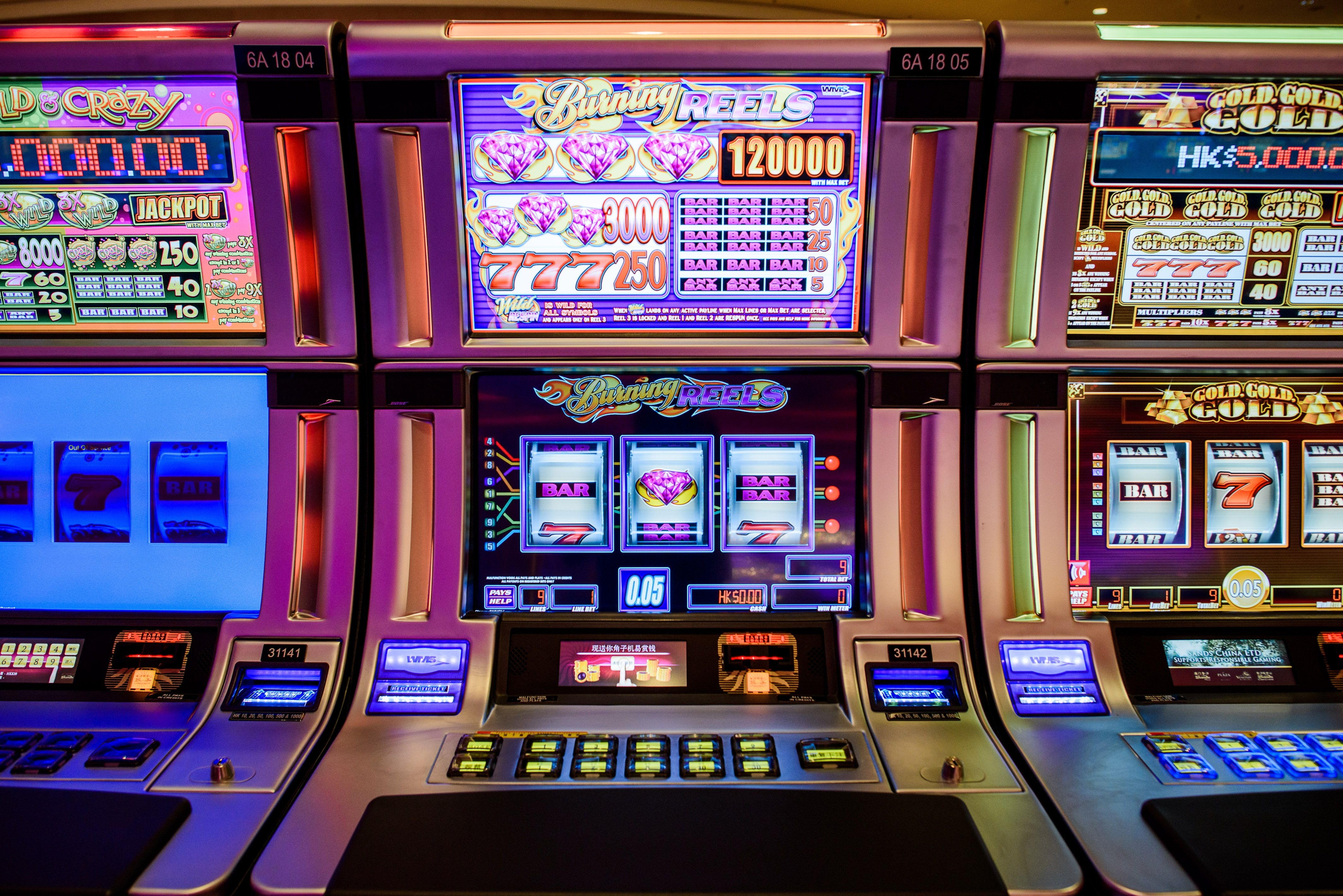 525% Match at a Casino at Casino com