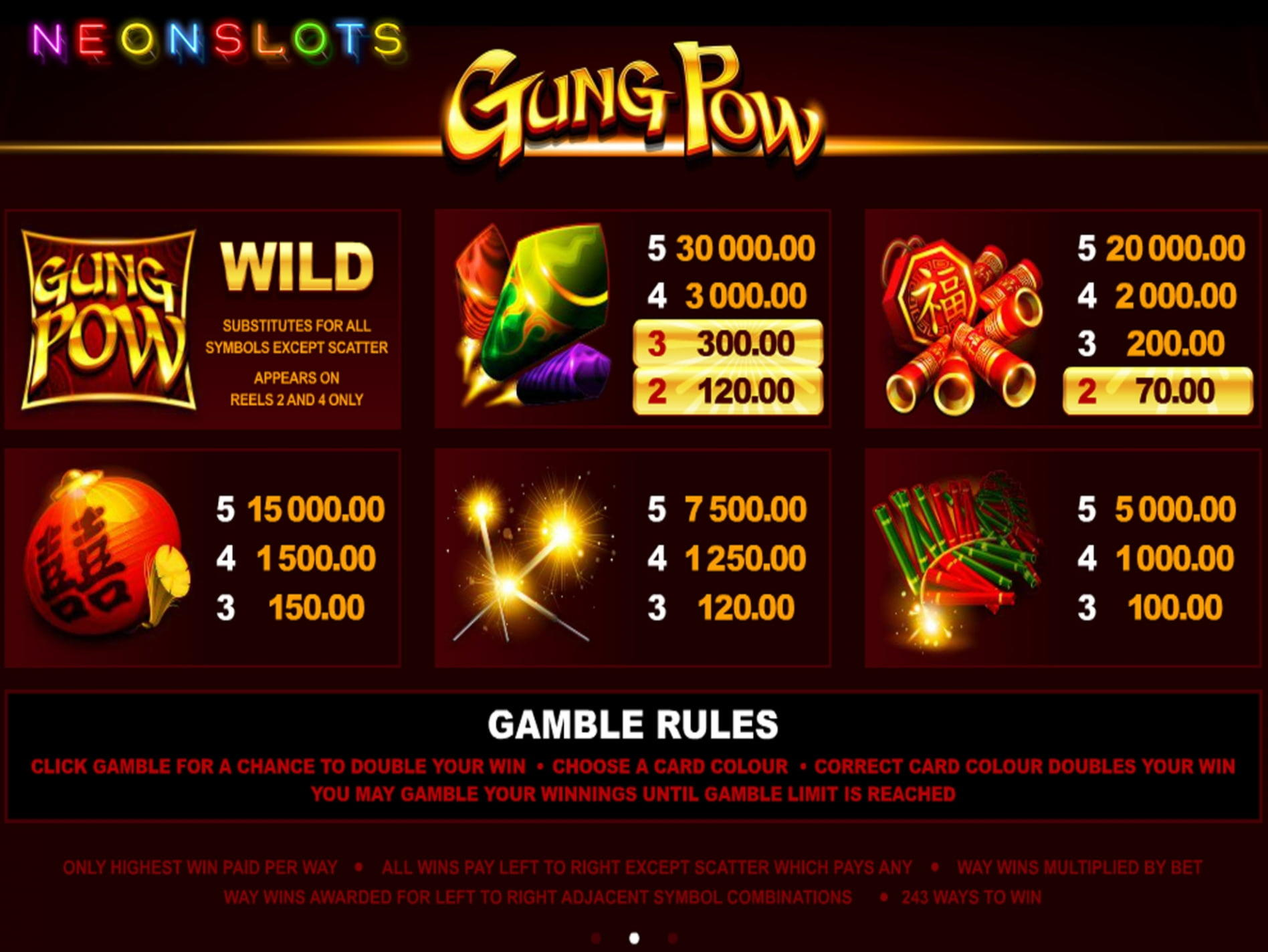 €210 Free Money at Guts Casino