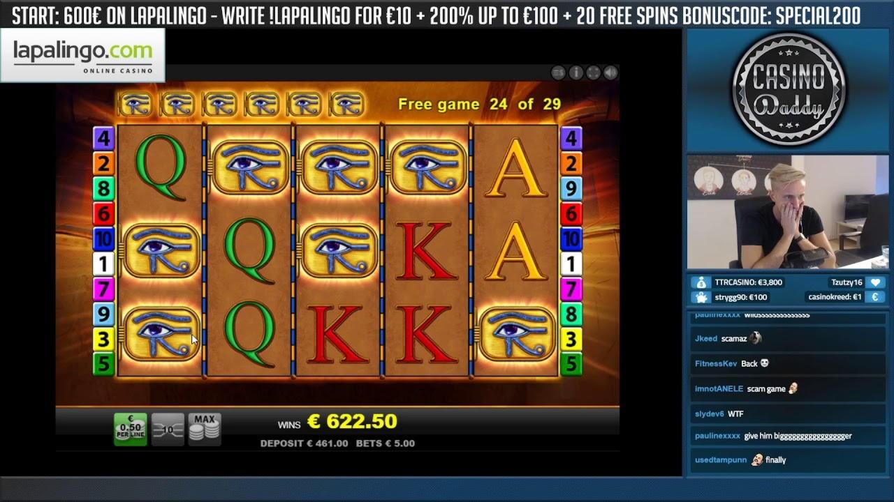 €615 Free Chip at Dunder Casino