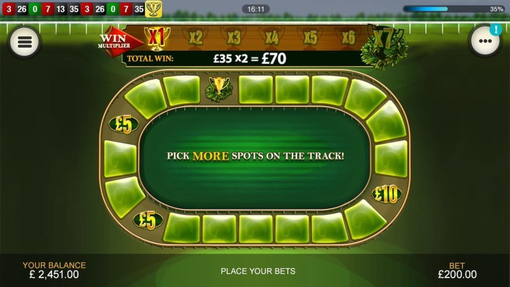€350 Free chip casino at Spinit Casino