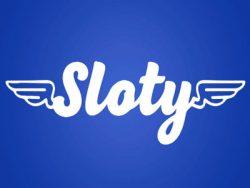 45% Deposit Match Bonus at Sloty Casino