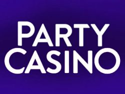 200 free spins at Party Casino