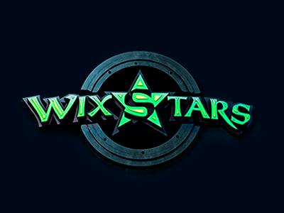 ภาพหน้าจอของ Wix Stars Casino