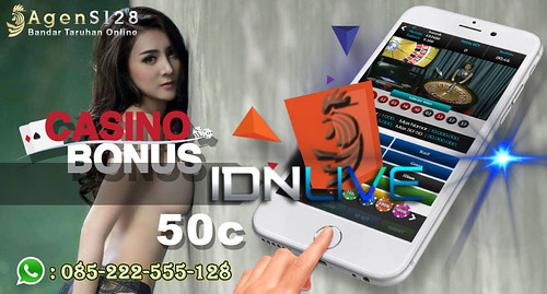 Bonus Irish Online Casino Idnlive Tanpa Deposit Hanya Di Agens128